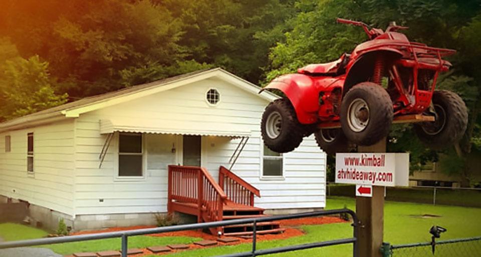 Visit Historic Kimball ATV Hideaway