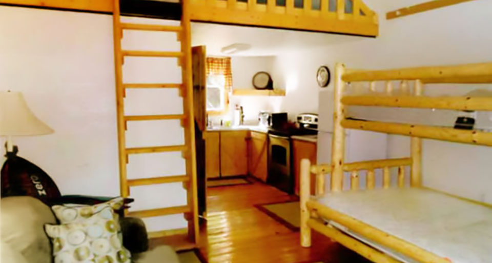 McDowell ATV Cabin Rental
